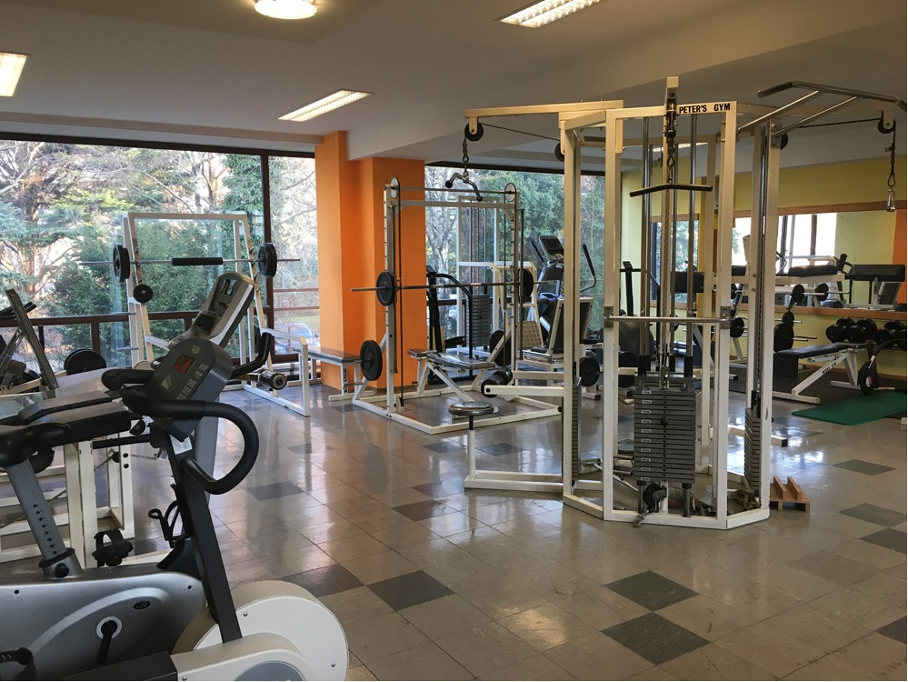 Fitness-Studio Praterstern