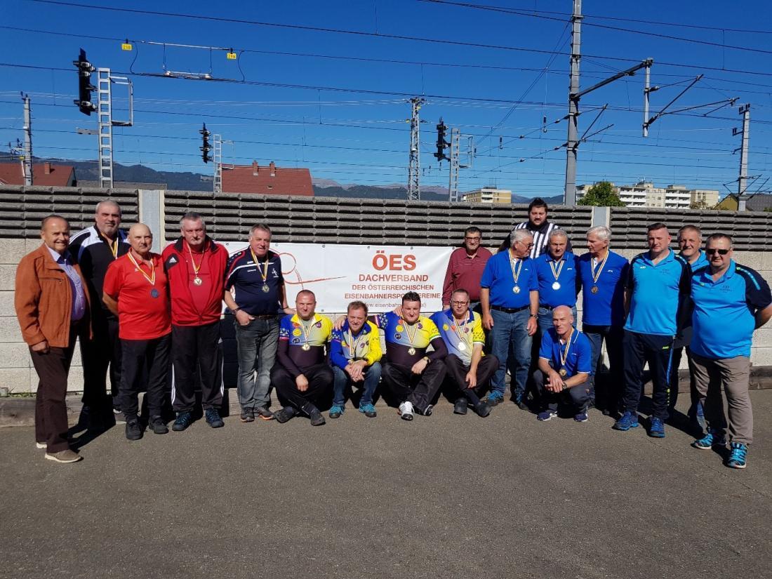 Stocksport - Regionsmeister Süd 2019